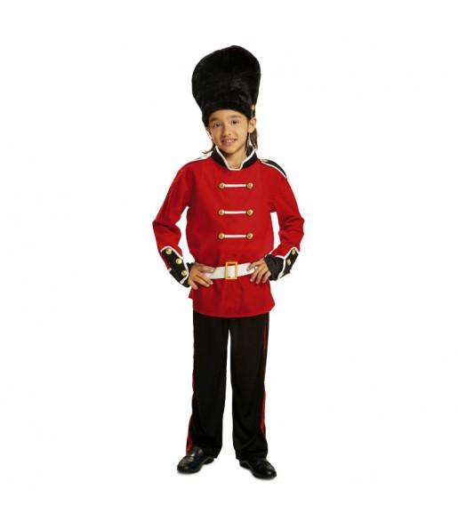 Disfraz Guardia Real Inglesa chico