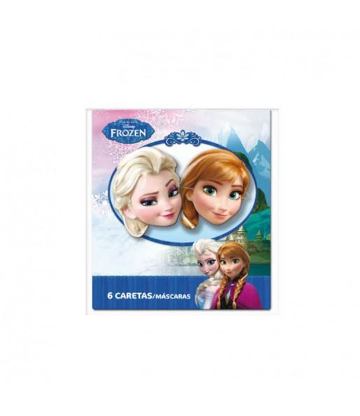 Set Caretas Frozen