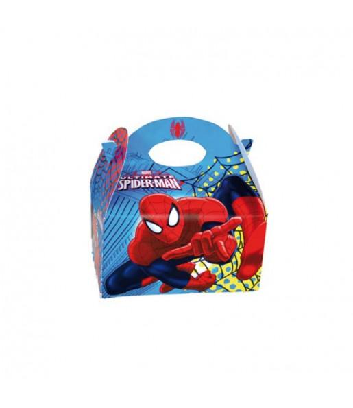 Cajita Regalo Ultimate Spiderman