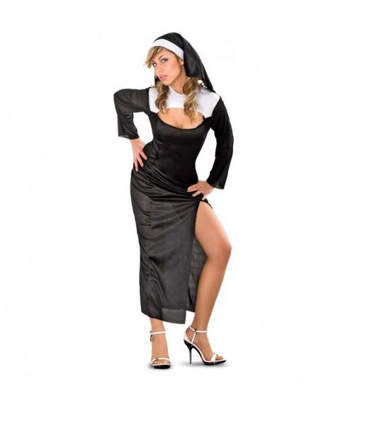Disfraz de Monja Sexy