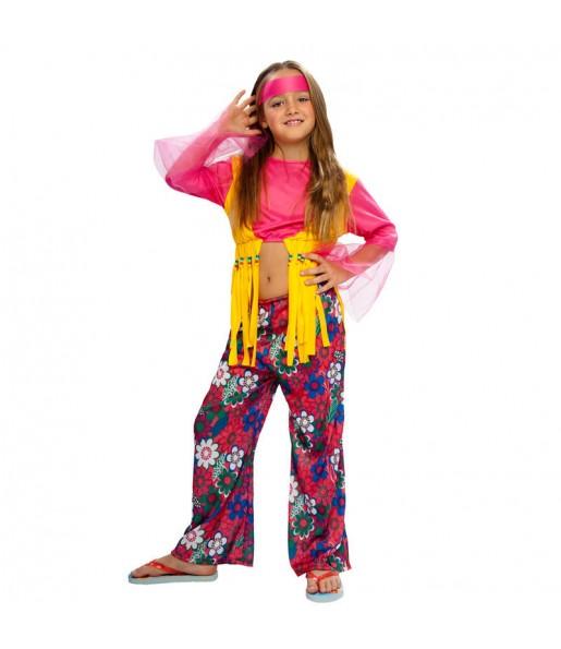 Disfraz de Hippie infantil