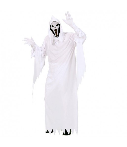 Disfraz de Fantasma Scream