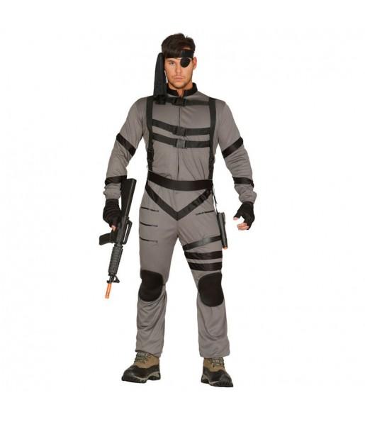 Disfraz de Soldado Comando