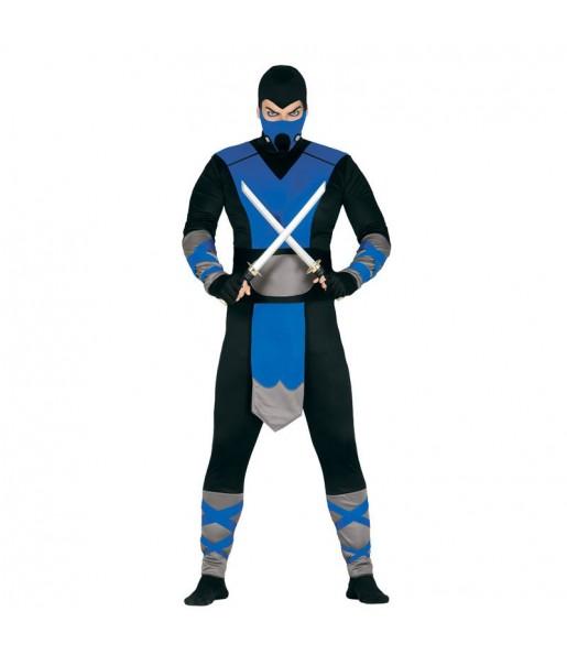 Disfraz de Ninja de Hielo