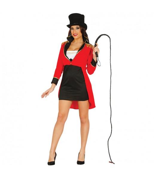 Disfraz de Domadora Circo para mujer