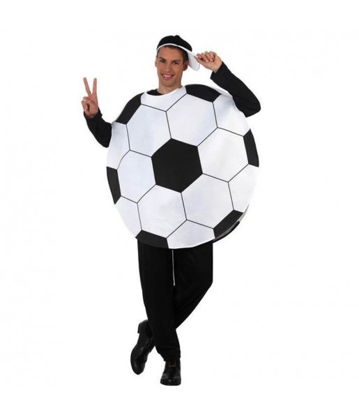 Disfraz de Balón de Fútbol