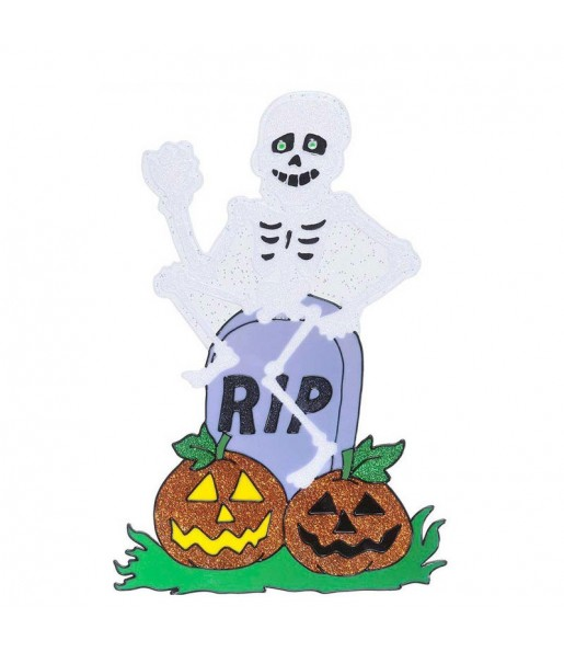 Adhesivo de Halloween decoración