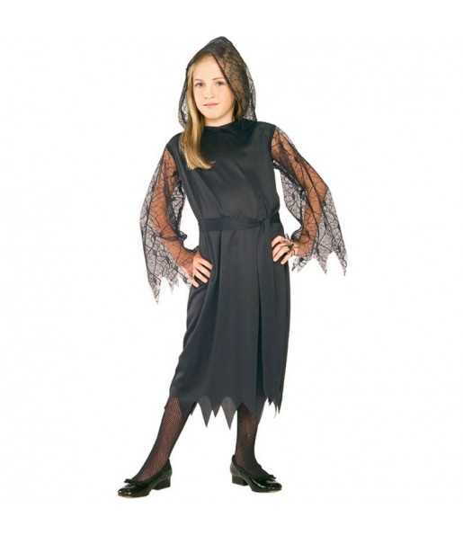 Disfraz de Vampiresa Gótica chica