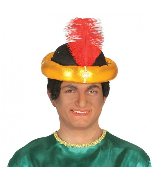 Gorro Marajá Oro