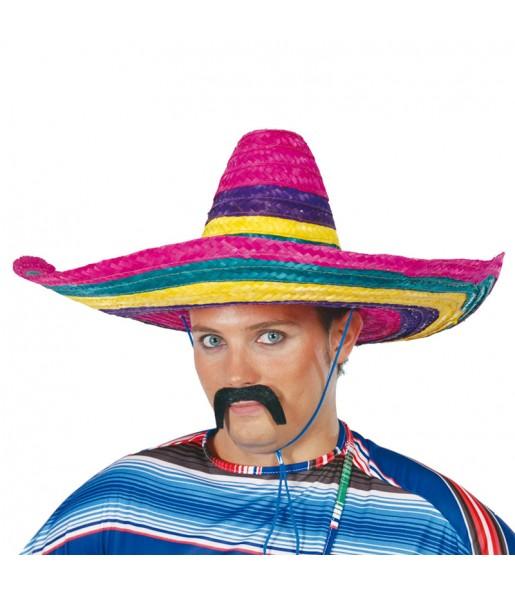 Sombrero Mejicano Multicolor