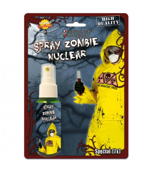 Spray Zombi Nuclear