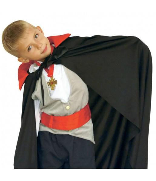 Capa Infantil Negra
