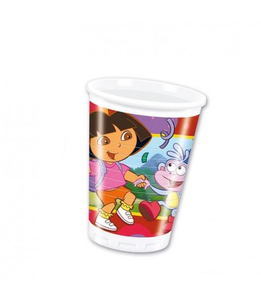 Vasos de Dora la Exploradora