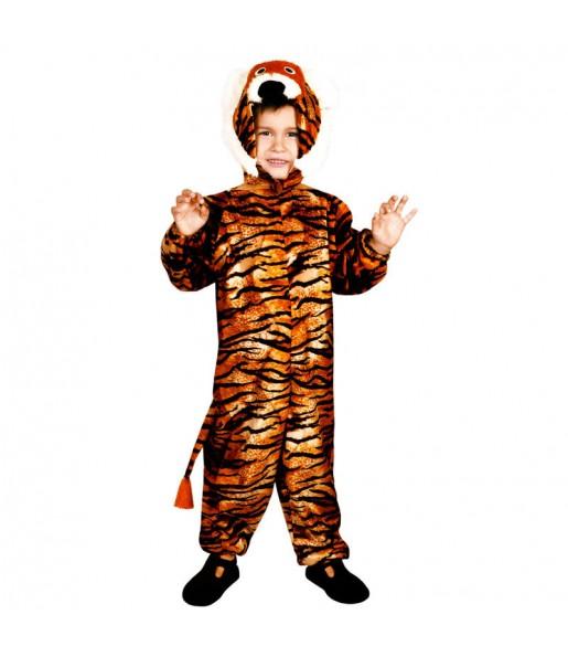 Disfraz de chico Tigre