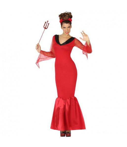 Disfraz Demonia Mujer Disfraces Halloween En 24h