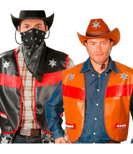 Disfraz de Chaleco Sheriff