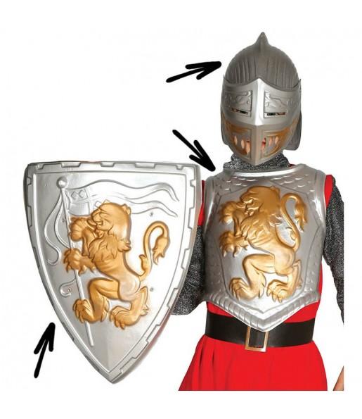Conjunto Caballero Medieval Infantil