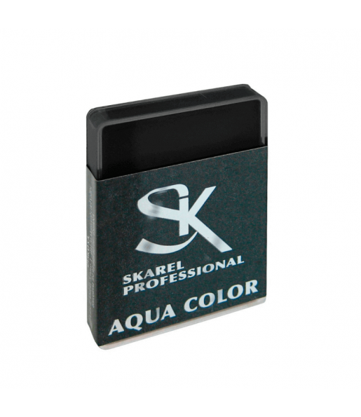 Maquillaje Aquacolor negro pequeño