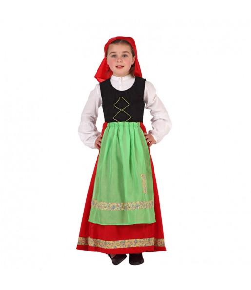 Disfraz de Pastora chica