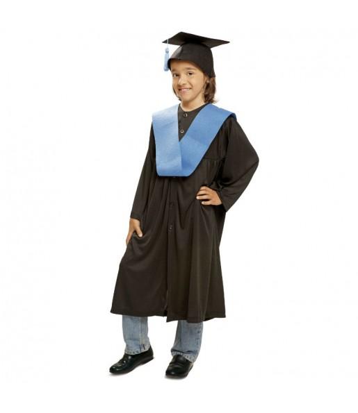 Disfraz de Graduado infantil