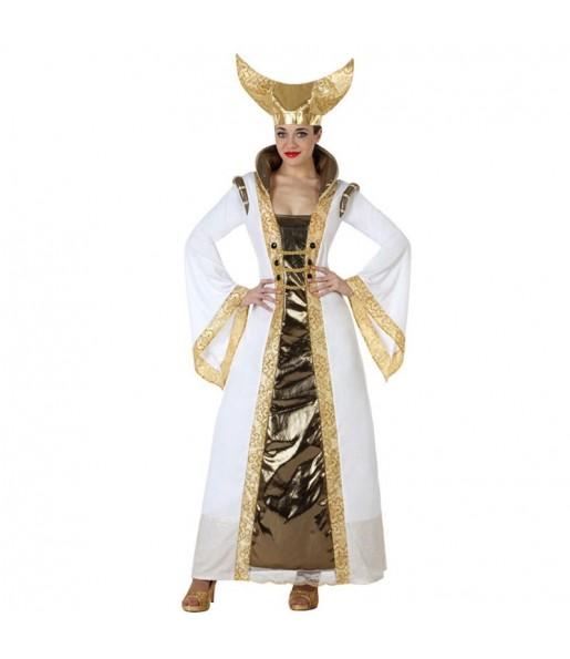 Disfraz de Reina de Época