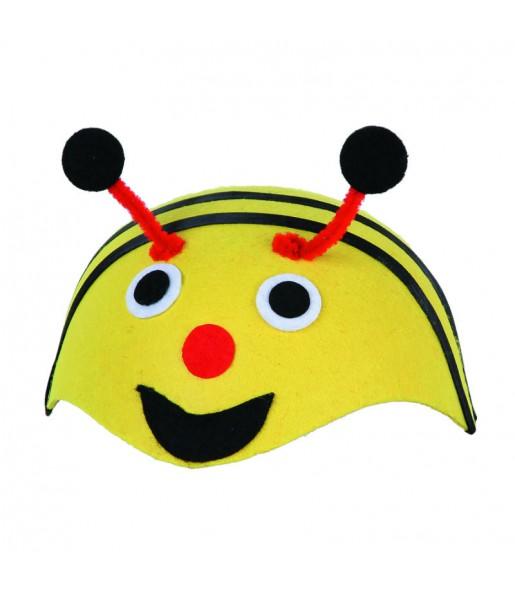 Casquete de Abejita con antenas