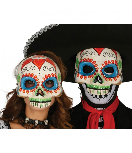Máscara Mexicana Halloween