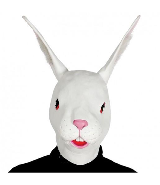 Máscara Conejo Blanco