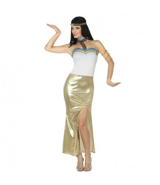 Disfraz de Egipcia Dorada