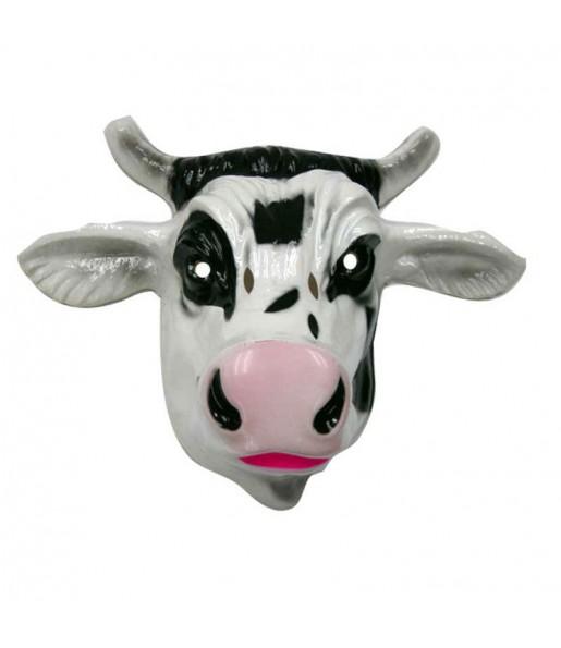 Careta Vaca de plástico