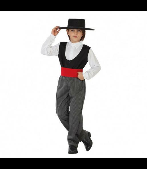 Disfraz de Cordobés Infantil