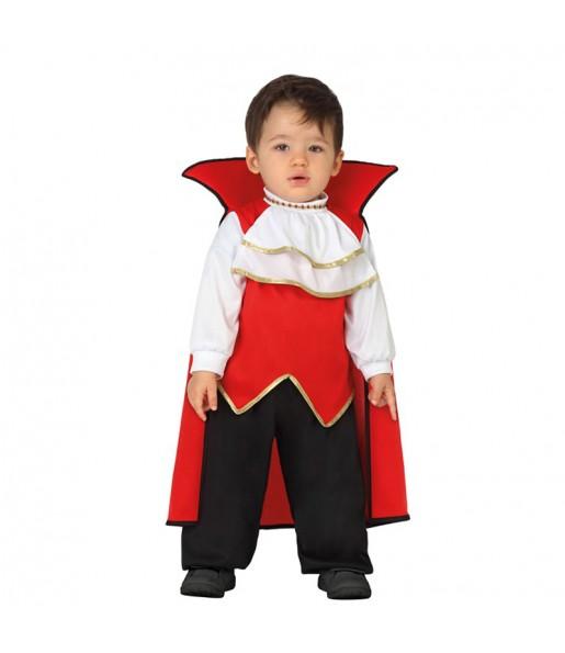 Disfraz de vampirito bebé