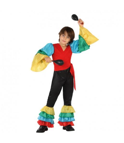 Disfraz de Rumbero Tropical Infantil