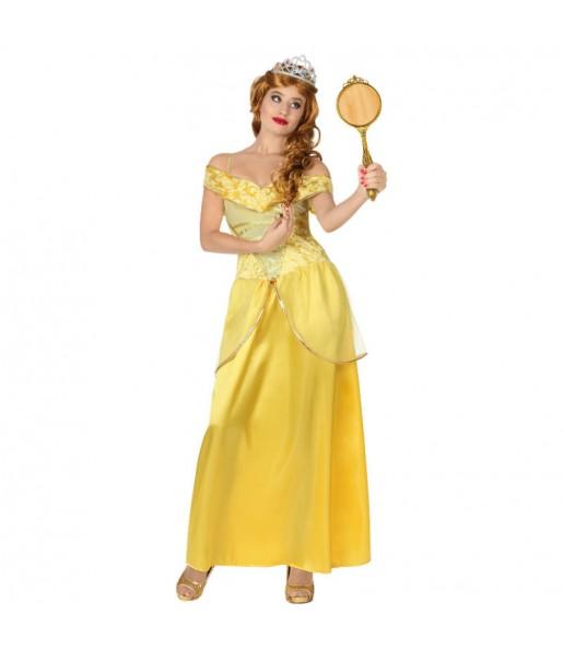 Disfraz de Princesa Bella Larga