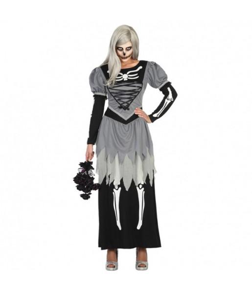 Disfraz de Novia Esqueleto