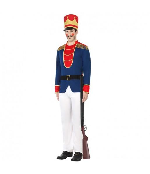disfraz de soldado plomo adulto