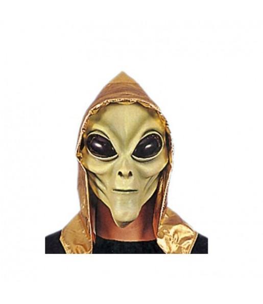 Careta de Alien marciano