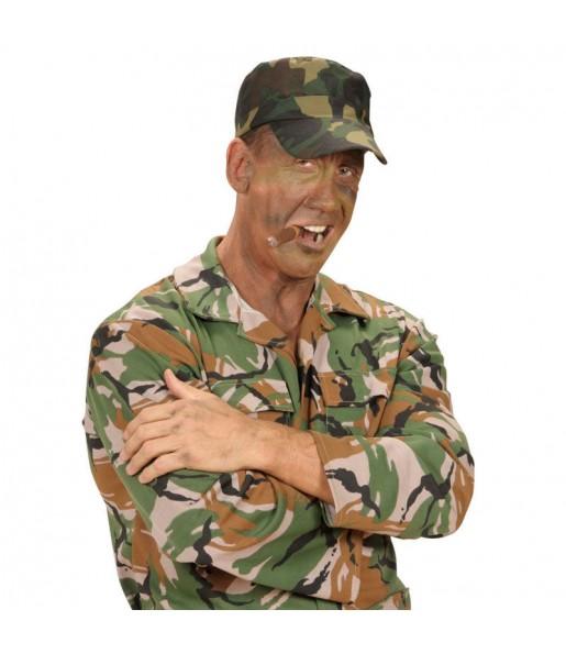 Gorra de Militar