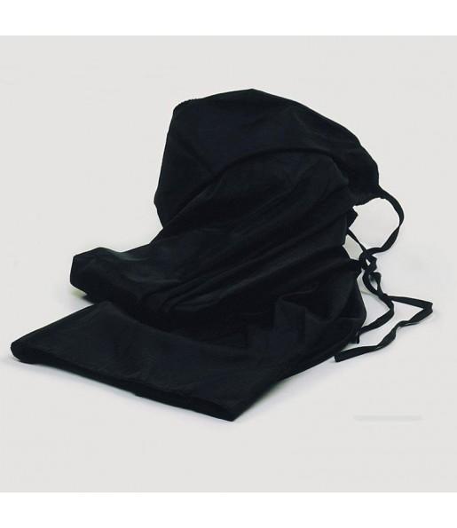 Capa tela con capucha