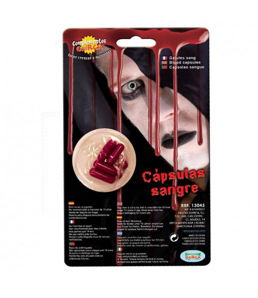 Capsulas Sangre