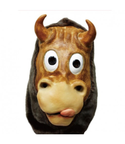 mascara de toro