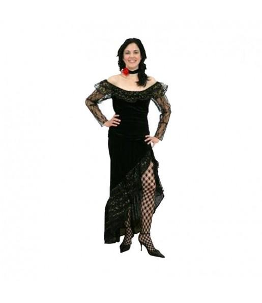 Disfraz de Flamenca Negra