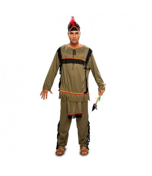 Disfraz de Indio Pardo