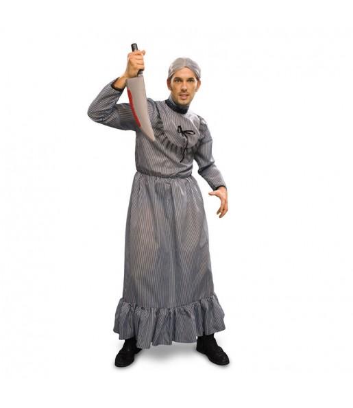Disfraz de Anciana Asesina