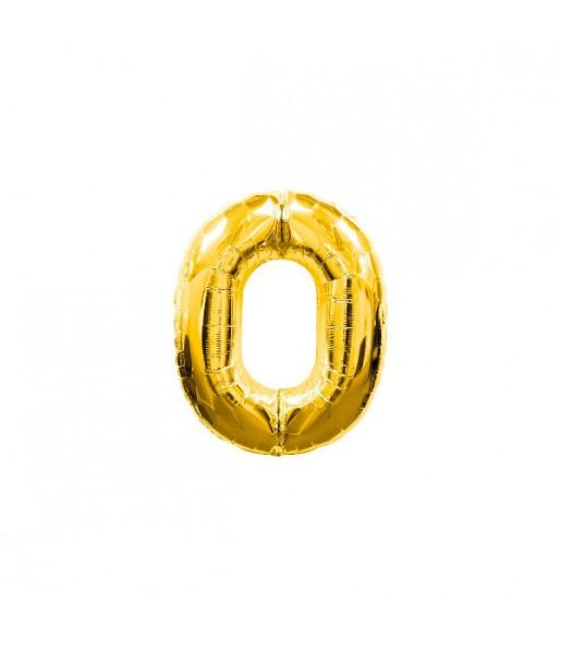 Globo_forma_numero_0_Oro_product