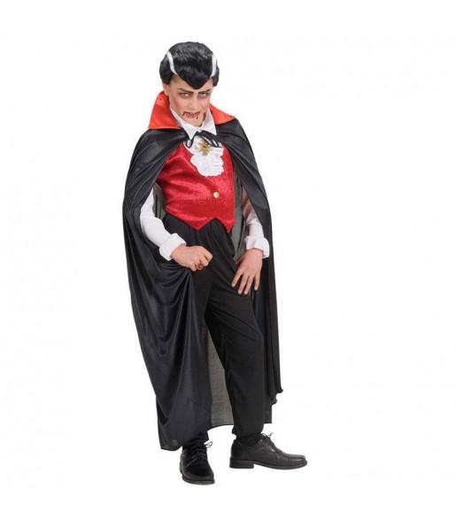 Disfraz de Capa Vampiro