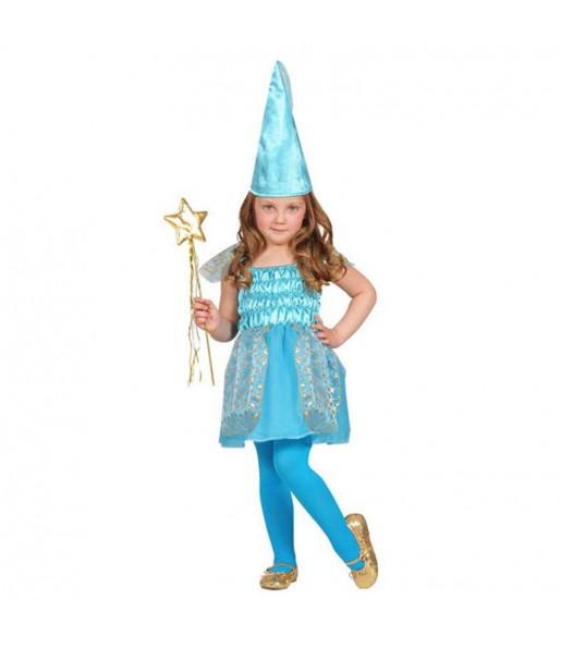 Disfraz de Hada Azul peque