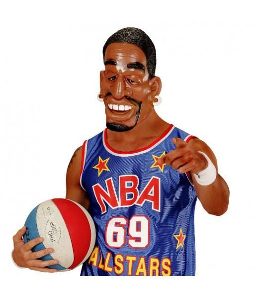 Mascara Jugador NBA
