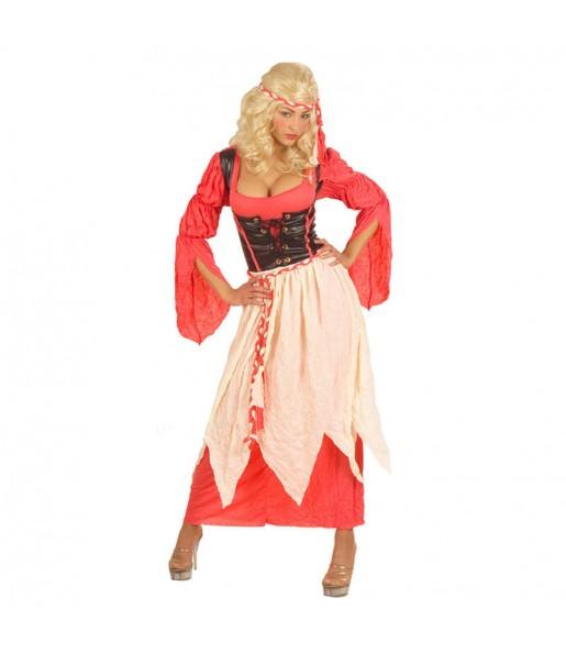 Disfraz de Campesina para mujer