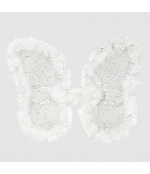 Alas de Angel blanco